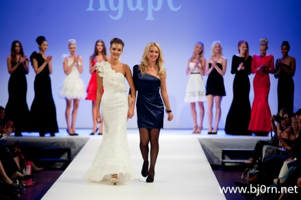 Foto: Bjrn Christiansen, Pia Haraldsen - Oslo Fashion Week Hsten 2010